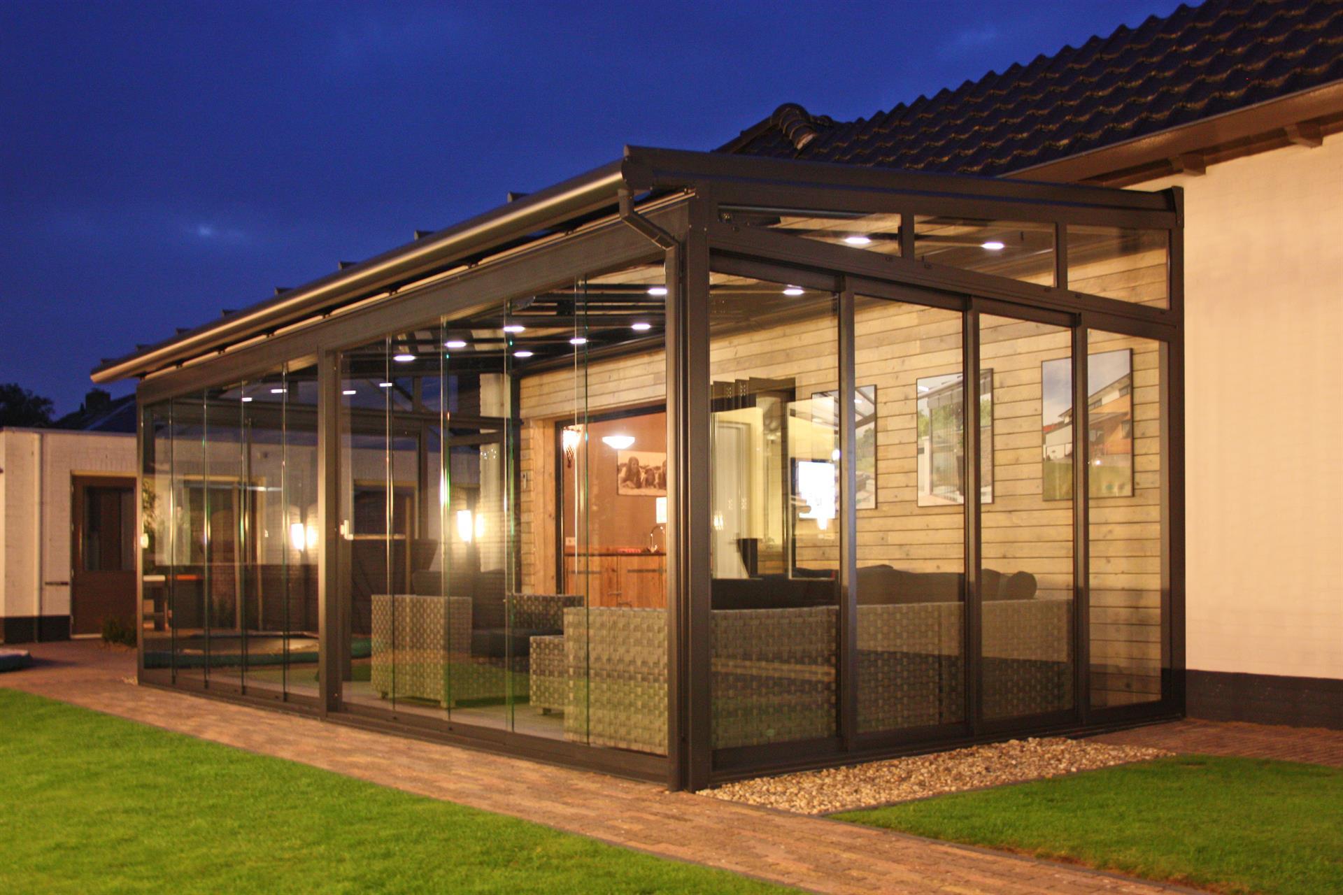 Losse Overkapping Tuin : Maak van u eenvoudige terrasoverkapping een luxe tuinkamer